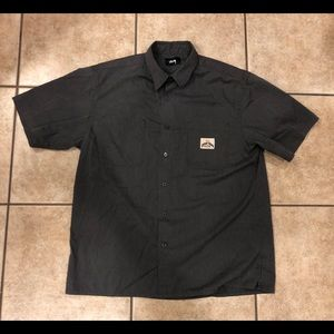 Vintage stussy extra tough workwear shirt